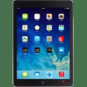 planshet iPad Air ne lovit set remont