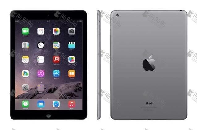 iPad Air упал и не работает экран: Киев, Украина