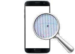 Как проверить экран телефона на битые пиксели: Киев, Украина