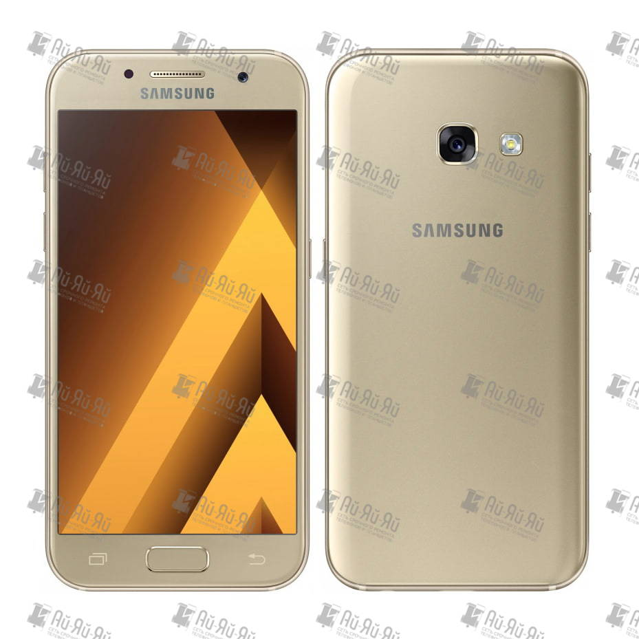 Разбилось стекло Samsung Galaxy A7 2017: Киев, Украина