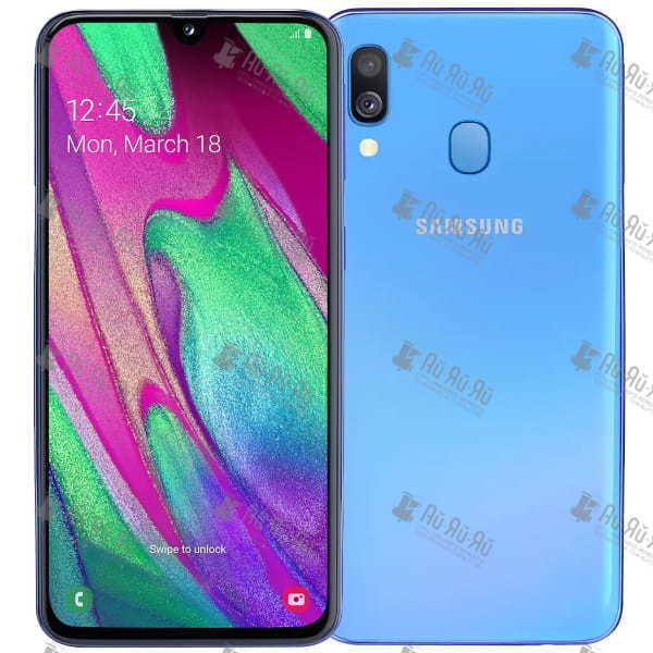Разбилось стекло Samsung Galaxy A40: Киев, Украина