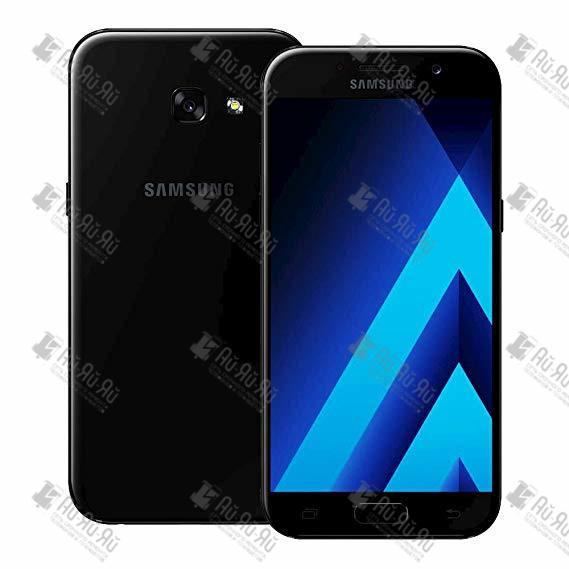 Разбилось стекло Samsung Galaxy A5 2017: Киев, Украина