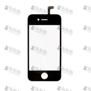 купить сенсорное стекло экрана iPhone 4S