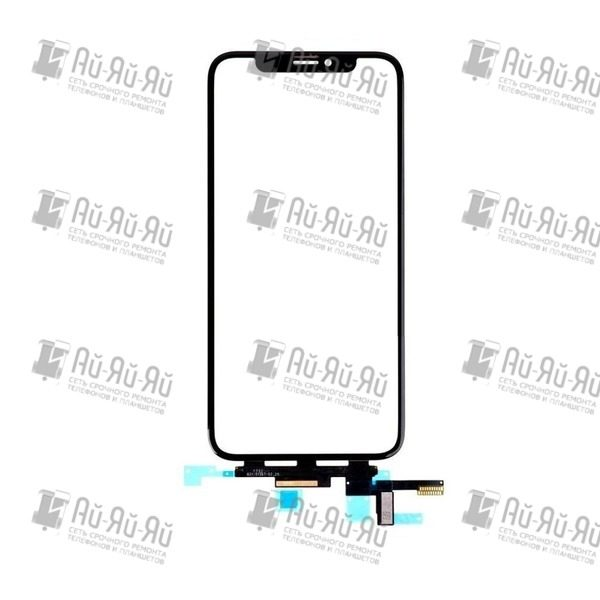купить сенсорное стекло экрана iPhone Xs