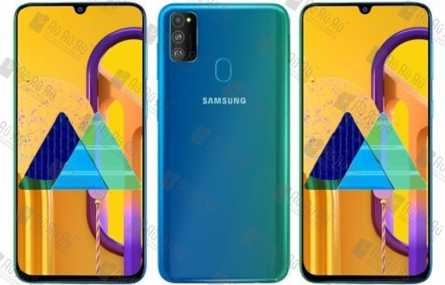 Замена стекла Samsung Galaxy M30s: Киев, Украина