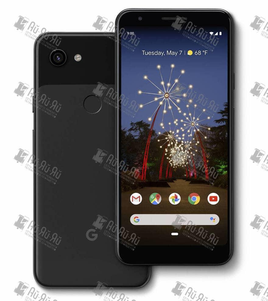 Google Pixel 3a треснул экран: Киев, Украина