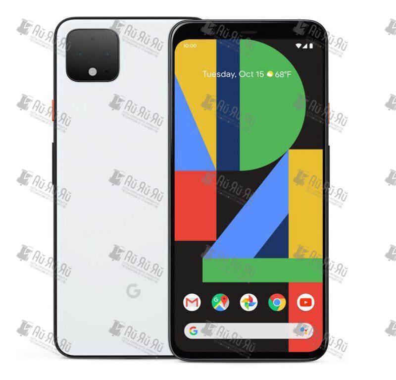Google Pixel 4 треснул экран: Киев, Украина