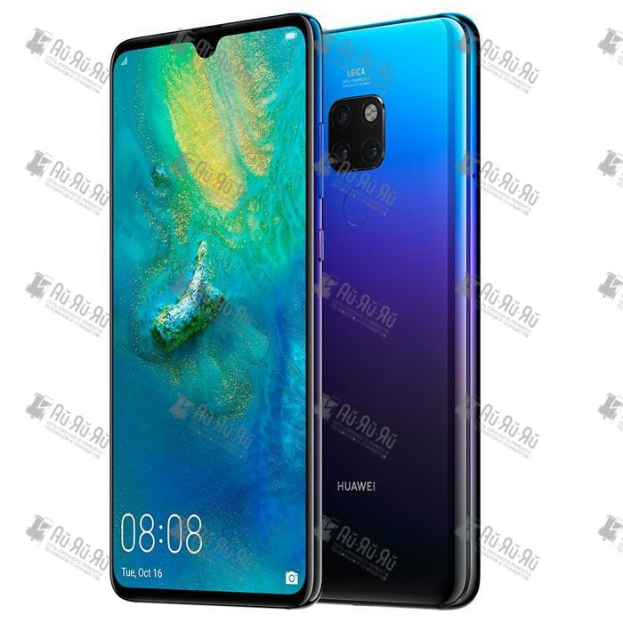 Huawei Mate 20 треснул экран: Киев, Украина