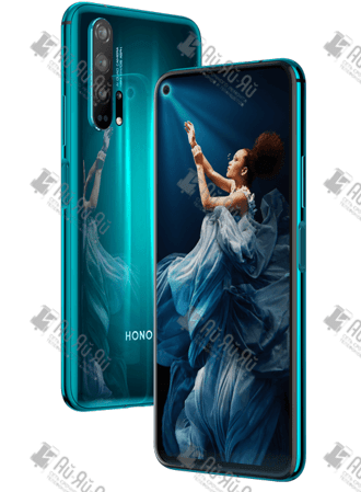 Разбилось стекло на Honor 20 Pro: Киев, Украина