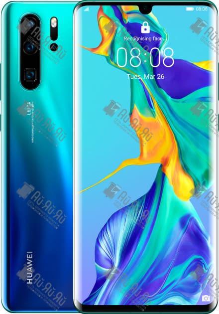 Разбилось стекло на Huawei P30 Pro: Киев, Украина