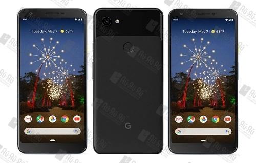 Замена стекла Google Pixel 3a XL: Киев, Украина