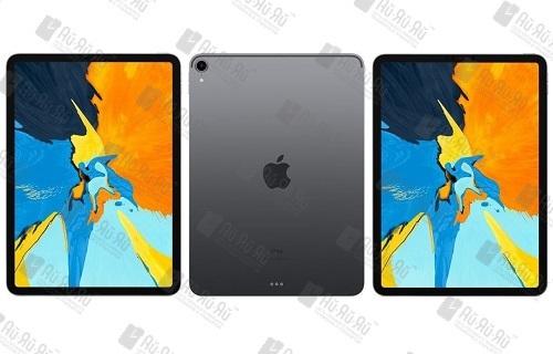 Замена стекла Apple iPad Pro 12.9 2018: Киев, Украина