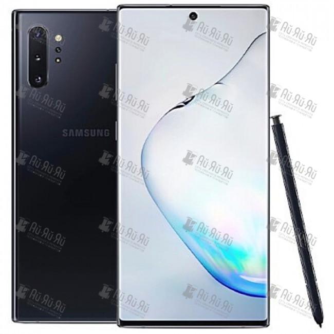 Разбилось стекло на Samsung Galaxy Note 10 Plus: Киев, Украина
