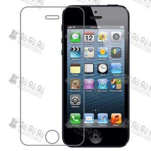 2D защитное стекло на iPhone 4