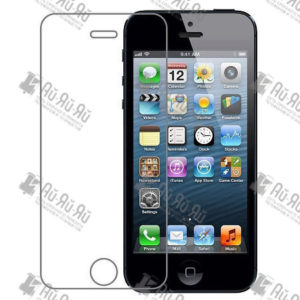 2D защитное стекло на iPhone 4s