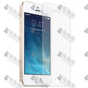 2D защитное стекло на iPhone 5