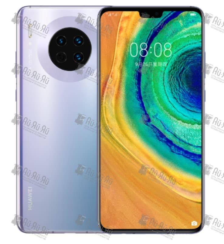 Huawei Mate 30 треснул экран: Киев, Украина