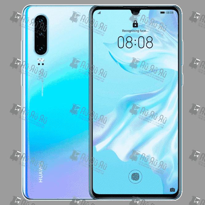 Huawei P30 треснул экран: Киев, Украина