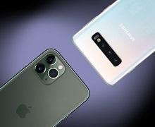 Отличия между iPhone 11 Pro Max и Samsung Galaxy S10 Plus