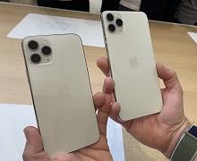 разница между iPhone 11 Pro и iPhone 11 Pro Max