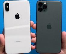 разница между iPhone XS Max и iPhone 11 Pro Max