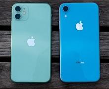 Сравнение iPhone XR и iPhone 11