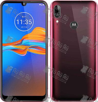 Замена стекла Motorola E6 Plus: Киев, Украина