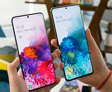 Какая разница между Samsung Galaxy S10 и Samsung Galaxy S20