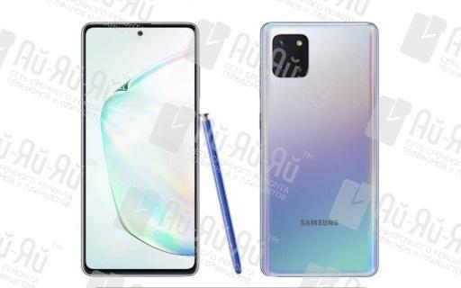 Замена стекла Samsung Galaxy Note 10 Lite: Киев, Украина