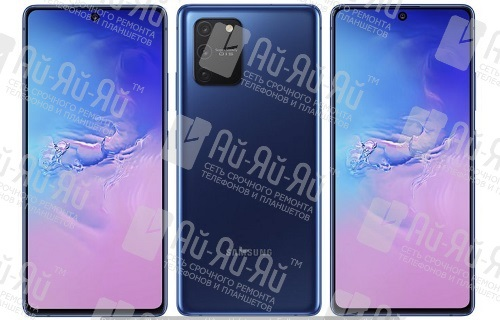 Замена стекла Samsung Galaxy S10 Lite: Киев, Украина
