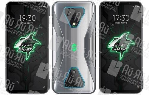 Замена стекла Xiaomi Black Shark 3: Киев, Украина