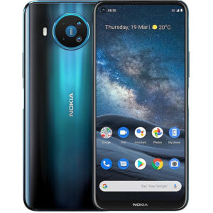 Замена стекла Nokia 8.3 в Киеве и Украине