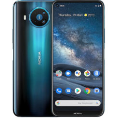 ремонт Nokia 8.3 замена стекла и экрана