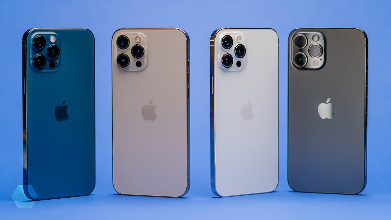 отличия iPhone 12 Pro Max i iPhone 11 Pro Max