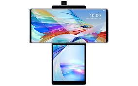 ремонт LG Wing 5g-Small замена стекла и экрана