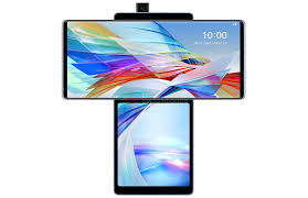 ремонт LG Wing 5g-Big замена стекла и экрана