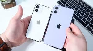отличия iPhone 12 от iPhone 11