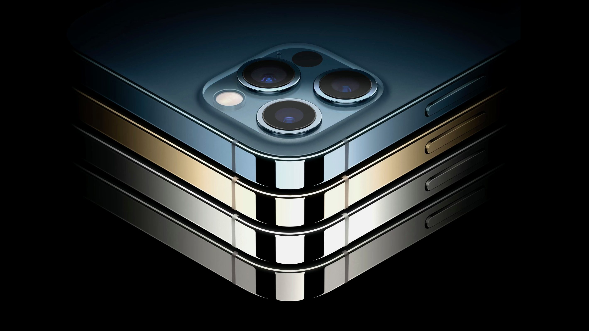 разница между iPhone 12 Pro Max и iPhone 12 Pro