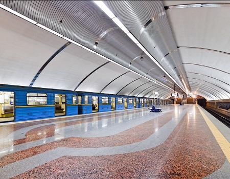 ремонт техники метро Бориспольская