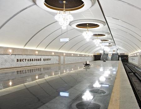 ремонт техники метро Выставочный центр
